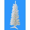 Jolly Workshop 4' White Pencil Artificial Christmas Tree