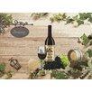 Dainty Home Wine Bordeaux Foam Placemat (Set of 4)