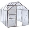OGrow Lawn and Garden 6 Ft. W x 8 Ft. D Plastic Greenhouse