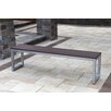 Elan Furniture Kinzie Aluminum Picnic Bench