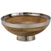Ten Strawberry Street Telluride Footed Serving Bowl