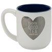 Ten Strawberry Street Damn Good Tea Mug