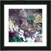 "Studio Works Modern ""Annapolis Floral - Honey Pink"" by Zhee Singer Framed Graphic Art"