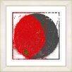 "Studio Works Modern ""Luna Apex"" by Zhee Singer Framed Graphic Art"