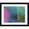 "Studio Works Modern ""Tango Dreams - Ocean Mist"" by Zhee Singer Framed Fine Art Giclee Painting Print"