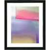 "Studio Works Modern ""Umfolozi - Red"" by Zhee Singer Framed Graphic Art in pink"