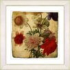 Studio Works Modern Vintage Botanical No. 20aA by Zhee Singer Framed Giclee Print Fine Wall Art