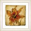 Studio Works Modern Vintage Botanical No. 27A by Zhee Singer Framed Giclee Print Fine Wall Art