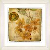Studio Works Modern Vintage Botanical No. 23A by Zhee Singer Framed Giclee Print Fine Wall Art