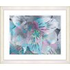 Studio Works Modern Honey Flowers Sea Breeze by StudioWorksModern Framed Painting Print