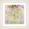Studio Works Modern Spring 'Meadow Floral' Breeze by Zhee Singer Framed Painting Print