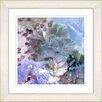 Studio Works Modern Cloud Blue Carnation by StudioWorksModern Framed Painting Print