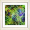 Studio Works Modern Reverie by Zhee Singer Framed Painting Print in Green