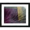 "Studio Works Modern ""Berry Tango"" by Zhee Singer Framed Graphic Art in Purple"