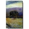 """Studio Works Modern """"Sonoma Meadow II"""" Gallery Wrapped by Zhee Singer Painting Print on Canvas"""