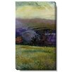 "Studio Works Modern ""Sonoma Meadow III"" by Zhee Singer Graphic Art on Wrapped Canvas"