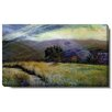"""Studio Works Modern """"Sonoma Meadow"""" Gallery Wrapped by Zhee Singer Painting Print on Wrapped Canvas"""