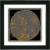 "Studio Works Modern ""Luna"" by Zhee Singer Framed Graphic Art"