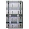 """Studio Works Modern """"Afunda Series"""" by Zhee Singer Graphic Art on Wrapped Canvas"""