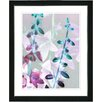 "Studio Works Modern ""Bells from Tucapel"" by Zhee Singer Framed Graphic Art"