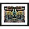 "Studio Works Modern ""Ornate Gate"" by Mia Singer Framed Fine Art Giclee Photographic Painting Print"