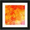 "Studio Works Modern ""Liana"" by Zhee Singer Framed Fine Art Giclee Painting Print"