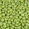 Wholesalers USA 5 lbs of  Glass Gems in Opal Lime