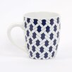 DEI Latitude 38 20 oz. Nautical Rope Stoneware Jumbo Mug