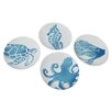 "DEI Creature 7"" Plate (Set of 4)"