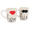 DEI His and Her Mug (Set of 2)