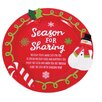 DEI Merry and Bright Season for Sharing Cookie Platter