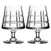 Kosta Boda Street Cognac Glass (Set of 2)