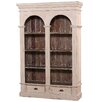 """The Bramble Co. Roosevelt Double Arch 88"""" Standard Bookcase"""