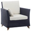 All Things Cedar Deep Seating Arm Chair with Cushion