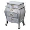 DUSX 4 Drawer Nightstand
