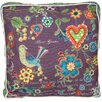 DUSX Vintage Bird Scatter Cushion
