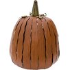 Desert Steel Great Pumpkin Lantern Decoration
