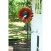 Velvet Queen Sunflower Decorative Bird Feeder - Desert Steel Bird Feeders