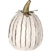 Desert Steel Pumpkin Luminary Tall