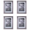 Melannco Picture Frame (Set of 4)