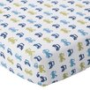 Lambs & Ivy Little Traveler  Fitted Sheet