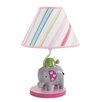 "Lambs & Ivy Sprinkles 16"" H Table Lamp with Empire Shade"
