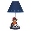 "Lambs & Ivy Future All Star 16"" H Table Lamp with Drum Shade"