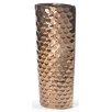 Elements Hammered Ceramic Vase