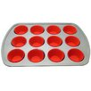 Le Chef 12 Muffin Baking Pan with 12 Cup