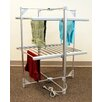 LCM Home Fashions Royal Elegance 2-Layer Drying Rack and Warmer