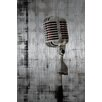 Marmont Hill Mic-Painting Print on Brushed Aluminum