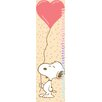 Marmont Hill Snoopy Balloon 2 Canvas Growth Chart