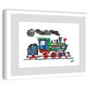 Marmont Hill Steam Train 2 Framed Painting Print