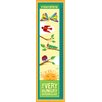 Marmont Hill Hungry Caterpillar Canvas Growth Chart